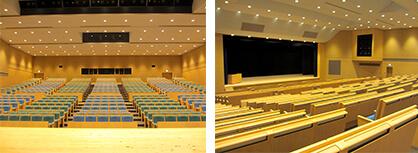 帝京大学小ホール